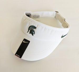 Nike DRI-FIT Michigan State Spartan Visor